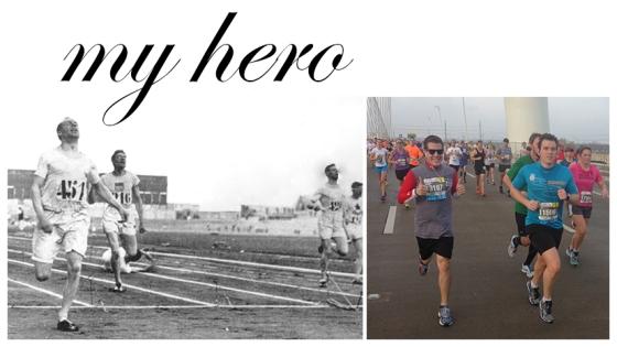 my hero - Eric Liddell